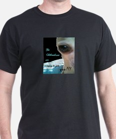 Funny End of the world design T-Shirt