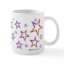 Rainbow Stars Xen Small Mug