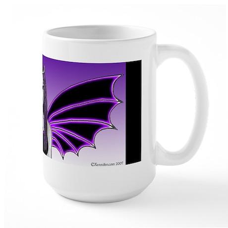 Princess Dragonwing Xen Large Mug