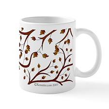 Leaves & Branches Xen Mug