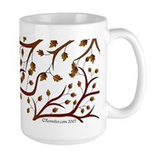 Leaves & Branches Xen Mug