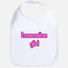 Tanzanian Girl Bib