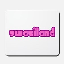 Swaziland Girl Mousepad