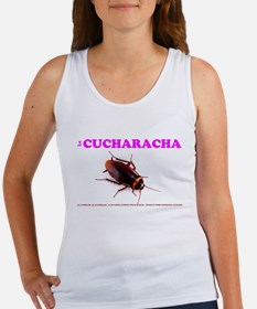LA CUCHARACHA - COCKROACH! Tank Top