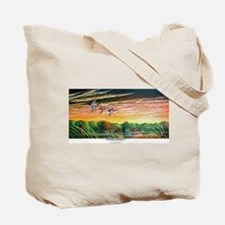 """Evening Woodies I"" Tote Bag"
