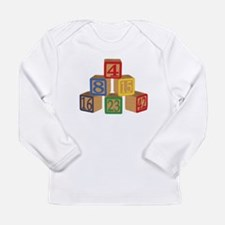 numbers Long Sleeve T-Shirt