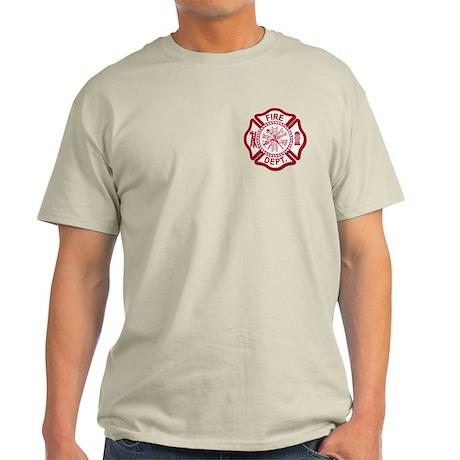 Fire Dept Light T-Shirt