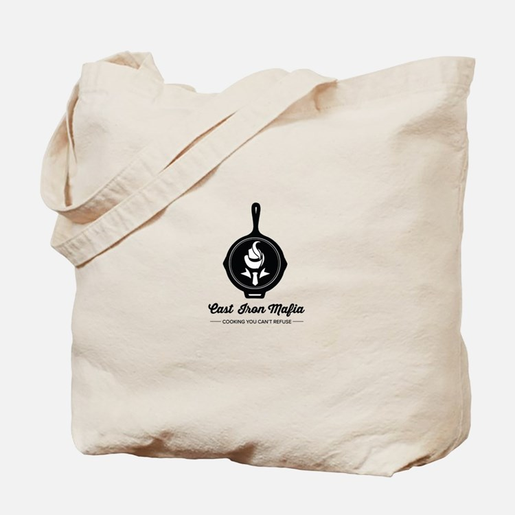 Cast Iron Mafia Basic Logo Tote Bag