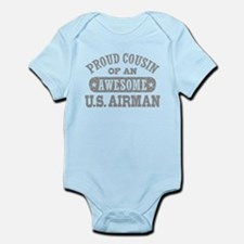pcousinawesomeusair3 Body Suit