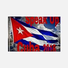 Speak Up Cuba Magnets