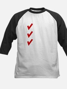 Awesome 13th Birthday Checklist Baseball Jersey