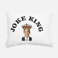Unique Obama gag Rectangular Canvas Pillow