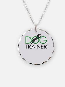 dog trainer Necklace