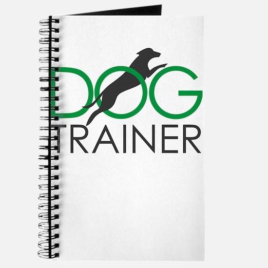 dog trainer Journal