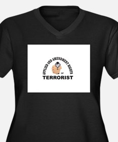 applied 2nd amendment rights of Plus Size T-Shirt
