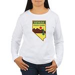 Nevada Ranger Women's Long Sleeve T-Shirt