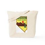 Nevada Ranger Tote Bag