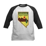 Nevada Ranger Kids Baseball Jersey