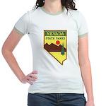 Nevada Ranger Jr. Ringer T-Shirt