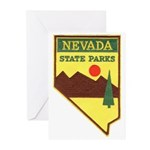 Nevada Ranger Greeting Cards (Pk of 10)