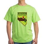 Nevada Ranger Green T-Shirt