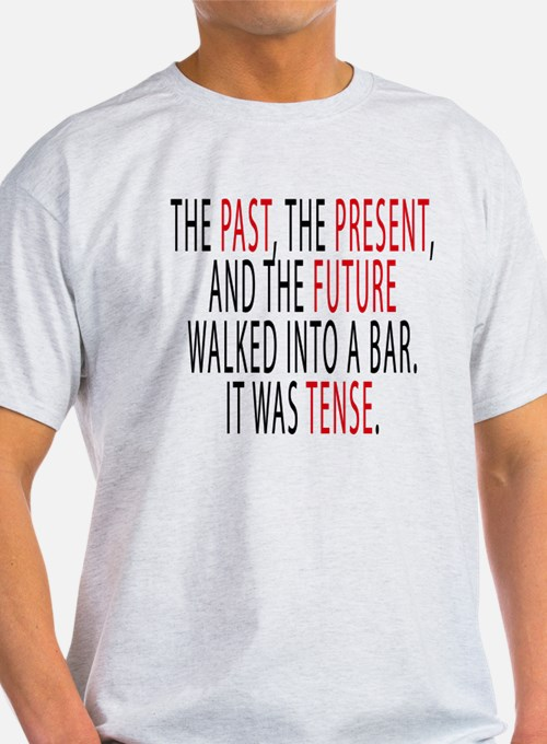 The Past, The Present, The Future T-Shirt