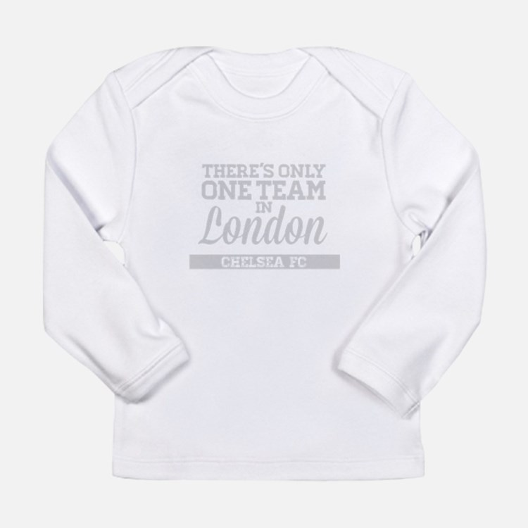 London = Chelsea FC Long Sleeve T-Shirt