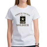 Army cousin Women's T-Shirt
