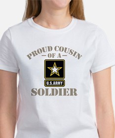 Proud U.S. Army Cousin T-Shirt