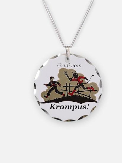 Gruss vom Krampus! Necklace