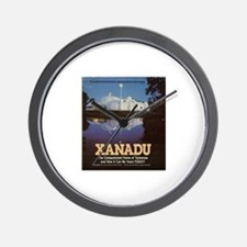 Unique Xanadu Wall Clock