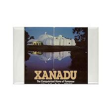 Cute Xanadu Rectangle Magnet (100 pack)