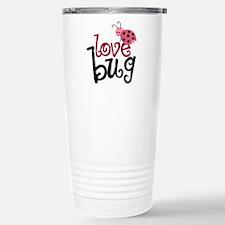 Cute Lover valentines Travel Mug