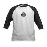 Cats Baseball T-Shirt
