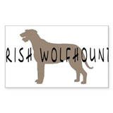 Irish wolfhound 10 Pack