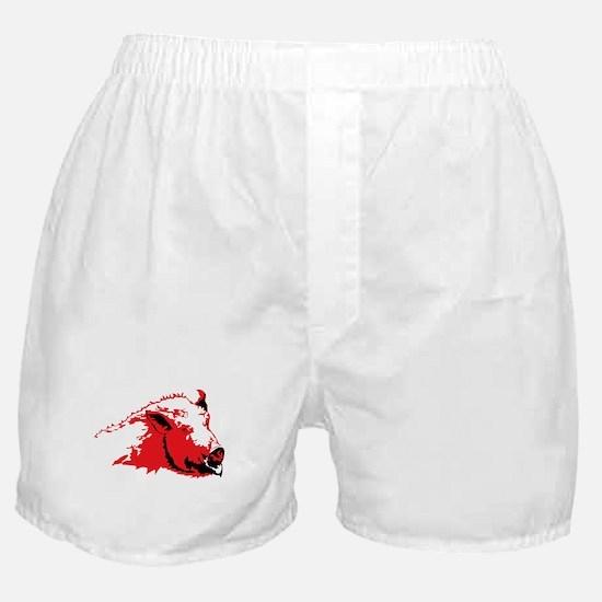 Wild Pig Boxer Shorts