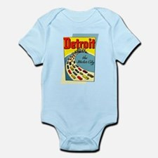 Detroit - The Motor City Infant Bodysuit