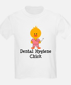 Dental Hygiene Chick T-Shirt