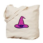 Pinky Witch Tote Bag