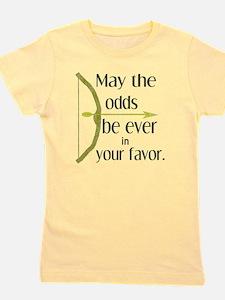 Odds Favor Bow Arrow T-Shirt