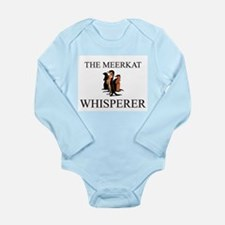 The Meerkat Whisperer Body Suit