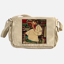 Unique Mitchell Messenger Bag