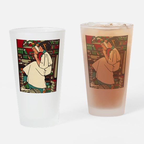 Funny Mitchell Drinking Glass
