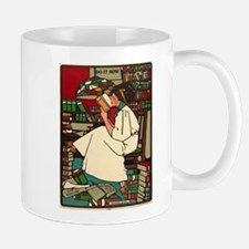 Vintage poster - Dig Mugs