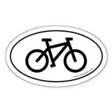Share the road bumper sticker Single