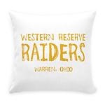 Western Reserve Raiders Everyday Pillow