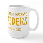Western Reserve Raiders Large Mug