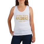 Western Reserve Raiders Women's Tank Top