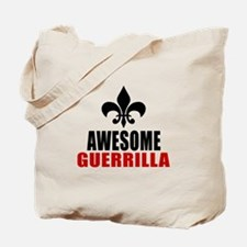 Awesome Guerrilla Tote Bag