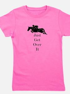 Just Get Over It Horse Jumper T-Shirt